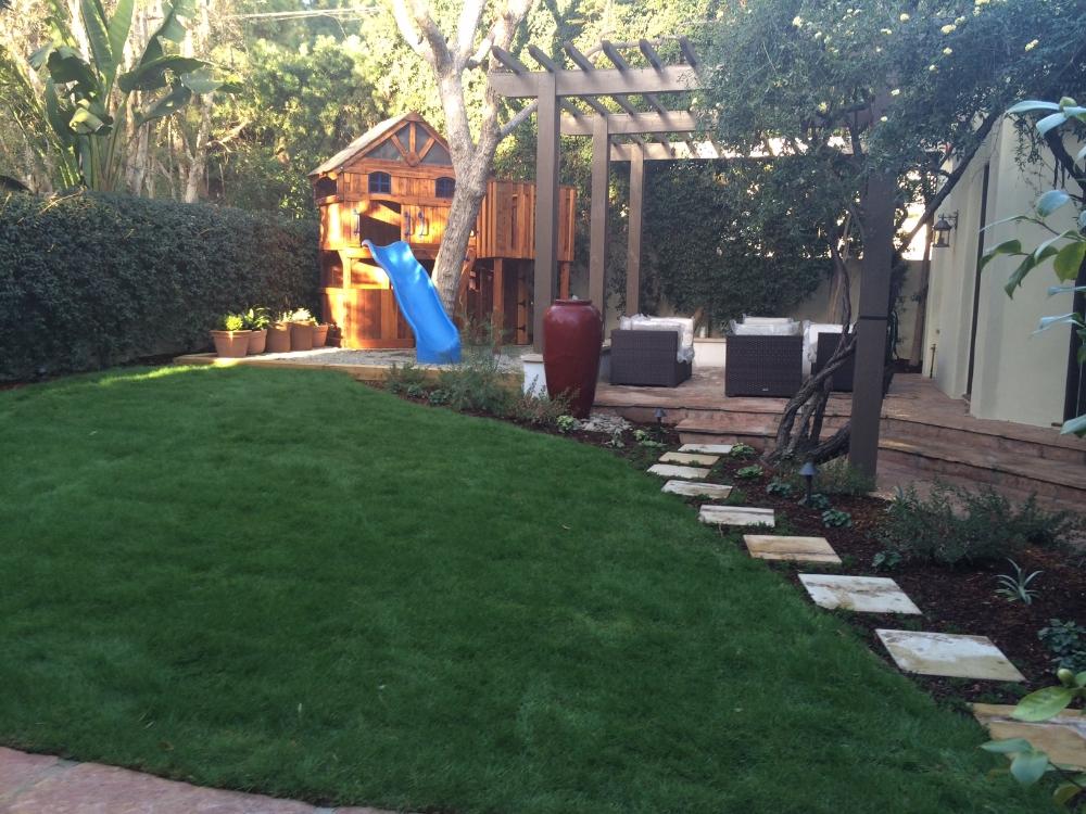 Family Friendly Backyard | Satori Garden Design