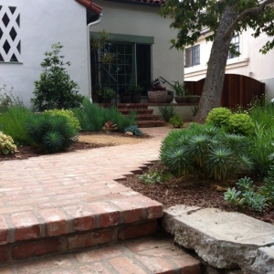 brick-steps